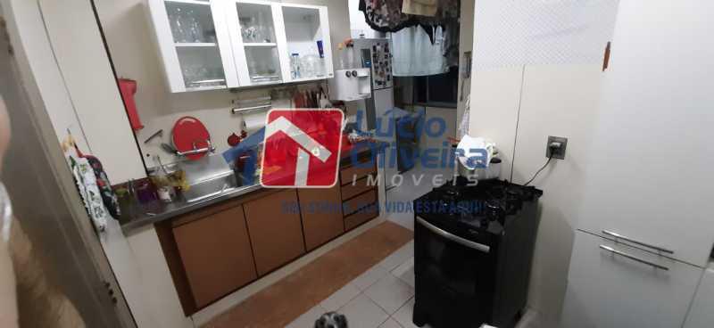 12-Cozinha planejada - Apartamento à venda Rua São Francisco Xavier,Tijuca, Rio de Janeiro - R$ 545.000 - VPAP30399 - 13