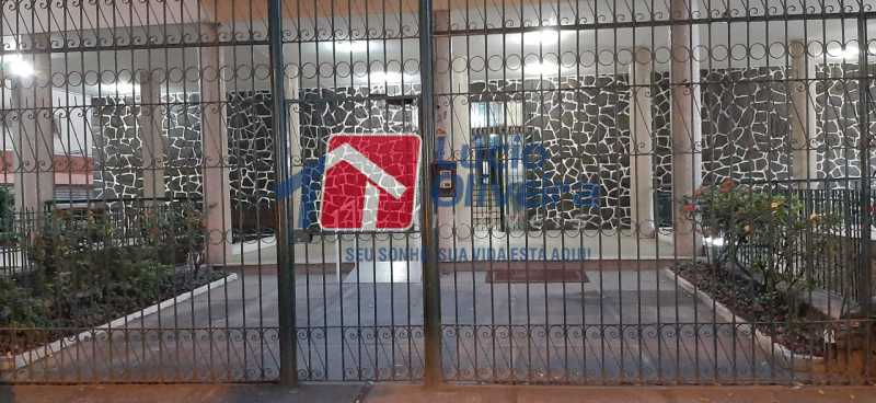 17-Portaria - Apartamento à venda Rua São Francisco Xavier,Tijuca, Rio de Janeiro - R$ 545.000 - VPAP30399 - 17