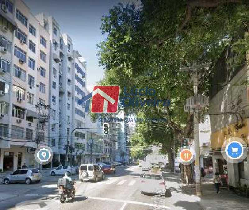 18-Vista Rua - Apartamento à venda Rua São Francisco Xavier,Tijuca, Rio de Janeiro - R$ 545.000 - VPAP30399 - 18