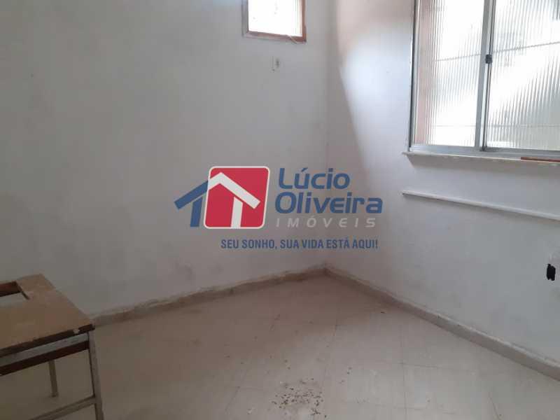06- Quarto C. - Casa de Vila à venda Rua Doutor Noguchi,Ramos, Rio de Janeiro - R$ 195.000 - VPCV30028 - 7