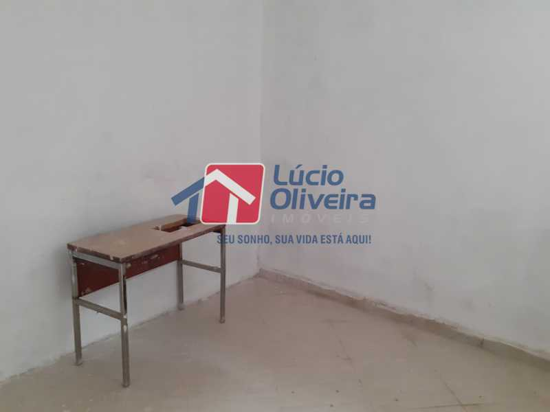 07- Quarto C. - Casa de Vila à venda Rua Doutor Noguchi,Ramos, Rio de Janeiro - R$ 195.000 - VPCV30028 - 8