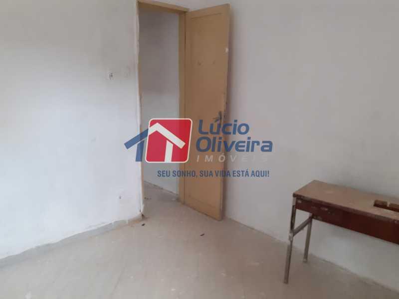 08- Quarto C. - Casa de Vila à venda Rua Doutor Noguchi,Ramos, Rio de Janeiro - R$ 195.000 - VPCV30028 - 9