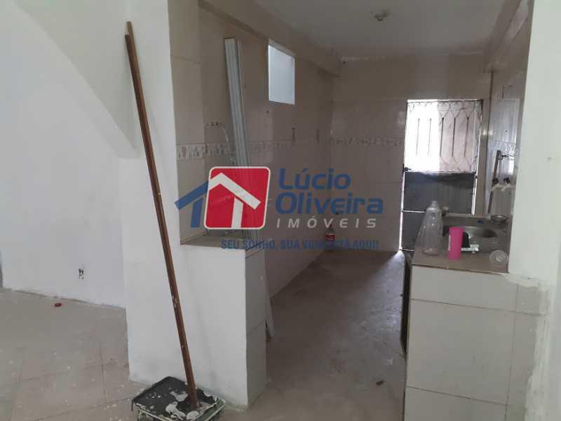 09- Cozinha - Casa de Vila à venda Rua Doutor Noguchi,Ramos, Rio de Janeiro - R$ 195.000 - VPCV30028 - 10