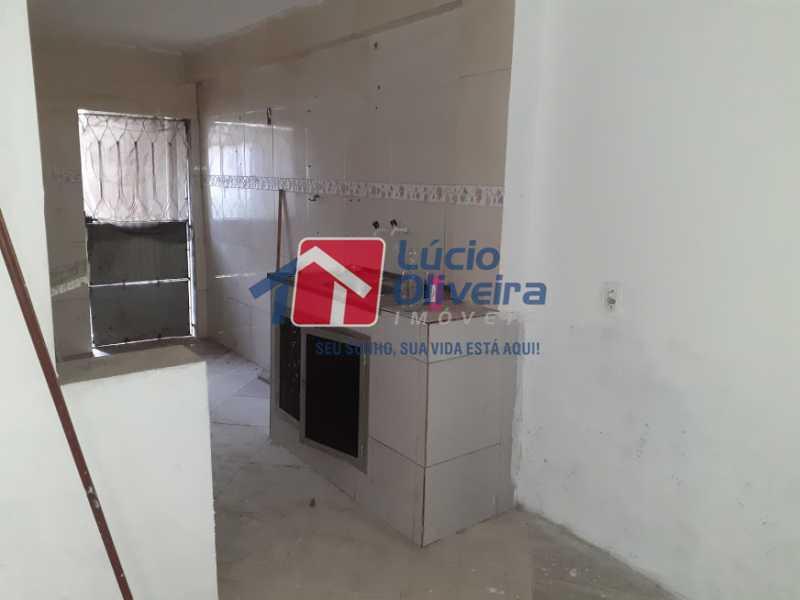 10- Cozinha - Casa de Vila à venda Rua Doutor Noguchi,Ramos, Rio de Janeiro - R$ 195.000 - VPCV30028 - 11