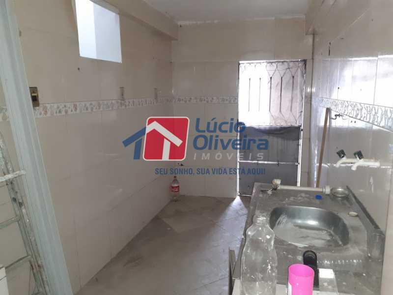 11- Cozinha - Casa de Vila à venda Rua Doutor Noguchi,Ramos, Rio de Janeiro - R$ 195.000 - VPCV30028 - 12