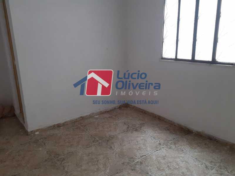 13- Quarto C. - Casa de Vila à venda Rua Doutor Noguchi,Ramos, Rio de Janeiro - R$ 195.000 - VPCV30028 - 14