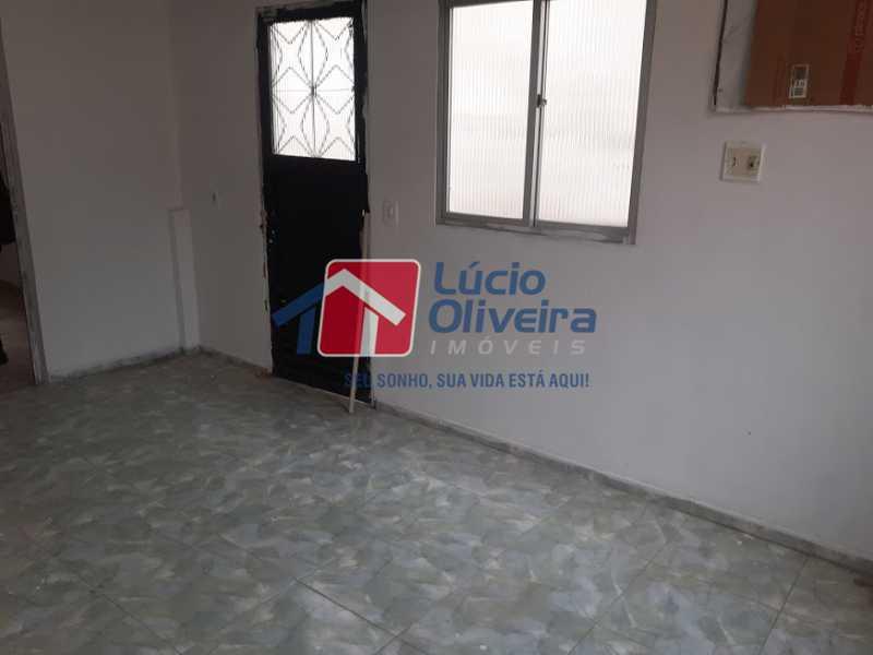 14- Quarto C. - Casa de Vila à venda Rua Doutor Noguchi,Ramos, Rio de Janeiro - R$ 195.000 - VPCV30028 - 15