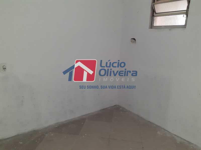 15- quarto S; - Casa de Vila à venda Rua Doutor Noguchi,Ramos, Rio de Janeiro - R$ 195.000 - VPCV30028 - 16