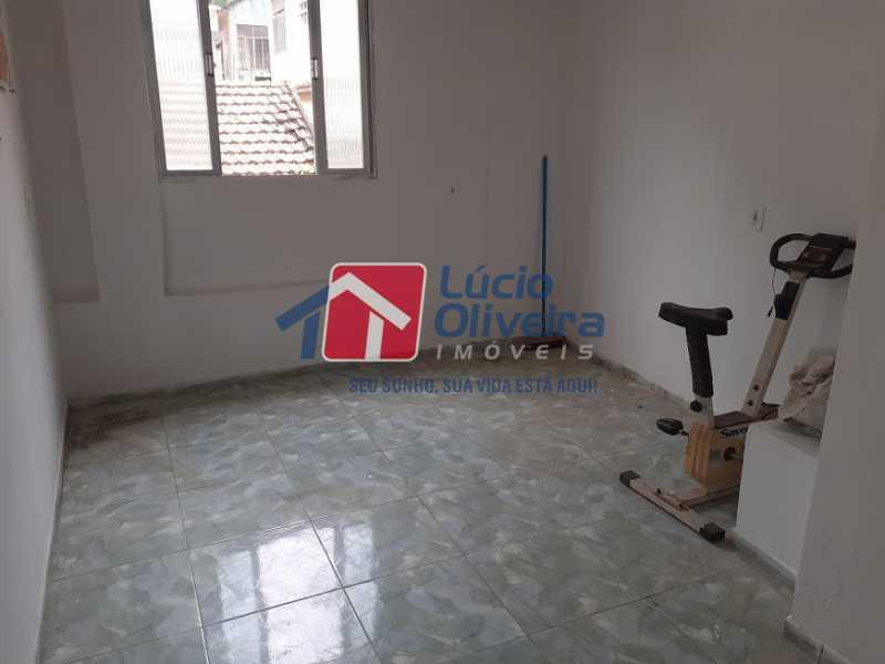 16- Quarto s. - Casa de Vila à venda Rua Doutor Noguchi,Ramos, Rio de Janeiro - R$ 195.000 - VPCV30028 - 17