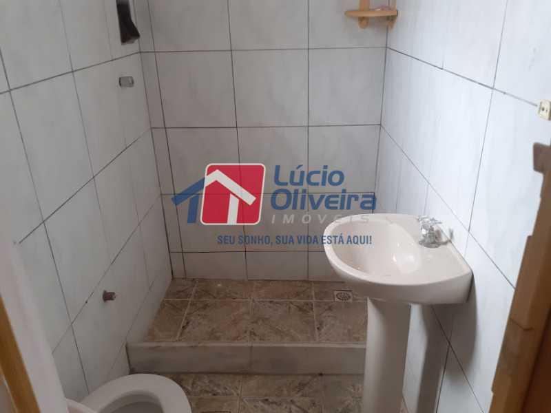 19- BH Scoail - Casa de Vila à venda Rua Doutor Noguchi,Ramos, Rio de Janeiro - R$ 195.000 - VPCV30028 - 20