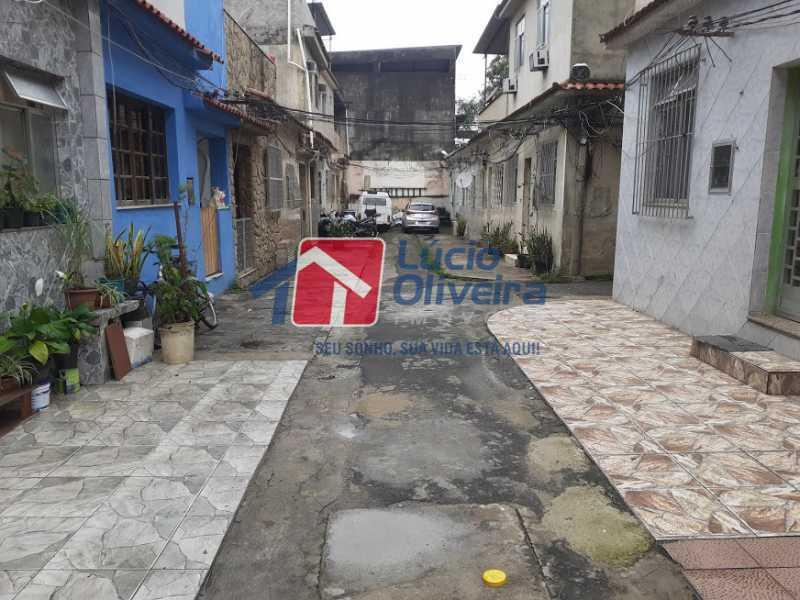 23- Vila - Casa de Vila à venda Rua Doutor Noguchi,Ramos, Rio de Janeiro - R$ 195.000 - VPCV30028 - 24