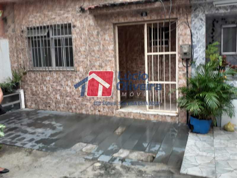 25- Fachada - Casa de Vila à venda Rua Doutor Noguchi,Ramos, Rio de Janeiro - R$ 195.000 - VPCV30028 - 26