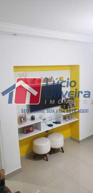 2-sala - Casa 2 quartos à venda Braz de Pina, Rio de Janeiro - R$ 350.000 - VPCA20301 - 3
