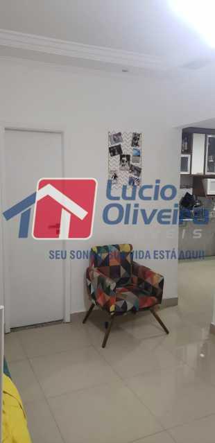 4-sala - Casa 2 quartos à venda Braz de Pina, Rio de Janeiro - R$ 350.000 - VPCA20301 - 5