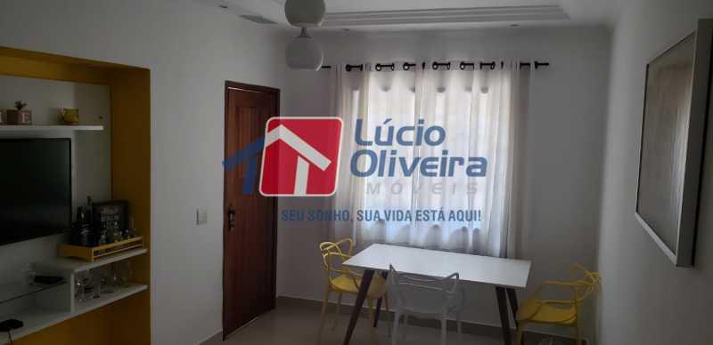 5-sala - Casa 2 quartos à venda Braz de Pina, Rio de Janeiro - R$ 350.000 - VPCA20301 - 6