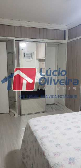 7-quarto - Casa 2 quartos à venda Braz de Pina, Rio de Janeiro - R$ 350.000 - VPCA20301 - 8