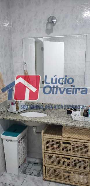 10 - Casa 2 quartos à venda Braz de Pina, Rio de Janeiro - R$ 350.000 - VPCA20301 - 11