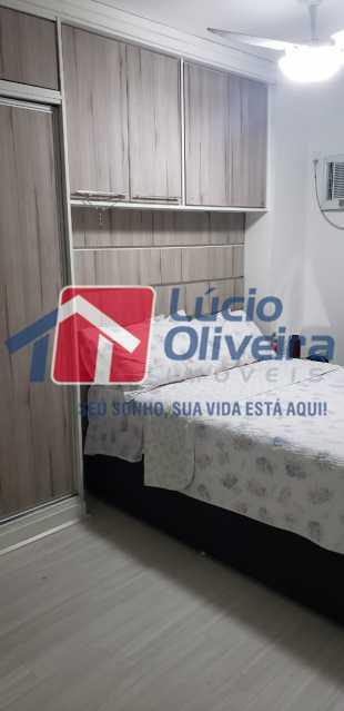 11-quarto - Casa 2 quartos à venda Braz de Pina, Rio de Janeiro - R$ 350.000 - VPCA20301 - 13