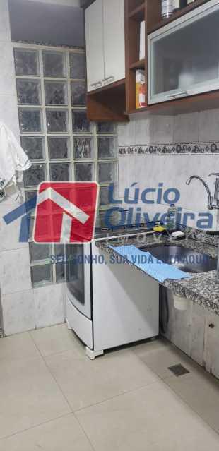 17-cozinha - Casa 2 quartos à venda Braz de Pina, Rio de Janeiro - R$ 350.000 - VPCA20301 - 19