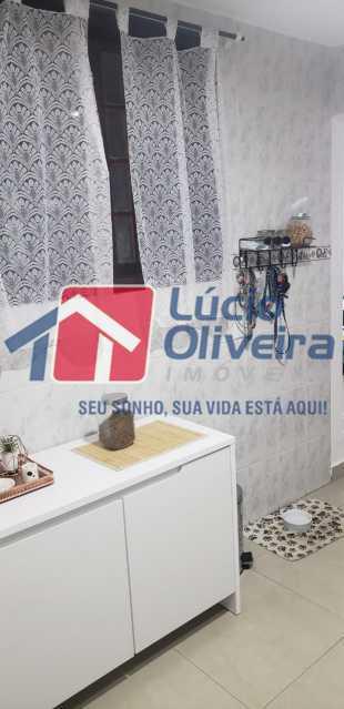 18-cozinha - Casa 2 quartos à venda Braz de Pina, Rio de Janeiro - R$ 350.000 - VPCA20301 - 20