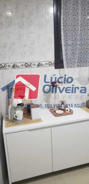 19-cozinha - Casa 2 quartos à venda Braz de Pina, Rio de Janeiro - R$ 350.000 - VPCA20301 - 21