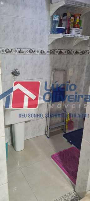 20-area de servico - Casa 2 quartos à venda Braz de Pina, Rio de Janeiro - R$ 350.000 - VPCA20301 - 22