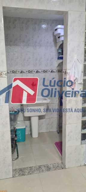 21-area de servico - Casa 2 quartos à venda Braz de Pina, Rio de Janeiro - R$ 350.000 - VPCA20301 - 23