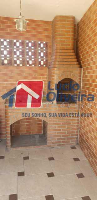 22- churrasqueira - Casa 2 quartos à venda Braz de Pina, Rio de Janeiro - R$ 350.000 - VPCA20301 - 24