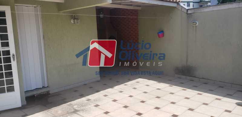 24-terraco - Casa 2 quartos à venda Braz de Pina, Rio de Janeiro - R$ 350.000 - VPCA20301 - 27
