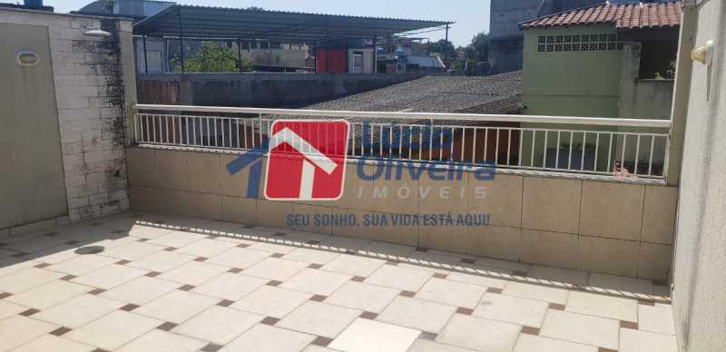 25-terraco - Casa 2 quartos à venda Braz de Pina, Rio de Janeiro - R$ 350.000 - VPCA20301 - 28