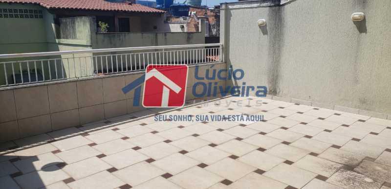 26-terraco - Casa 2 quartos à venda Braz de Pina, Rio de Janeiro - R$ 350.000 - VPCA20301 - 29