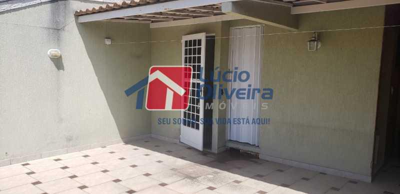 27-terraco - Casa 2 quartos à venda Braz de Pina, Rio de Janeiro - R$ 350.000 - VPCA20301 - 30