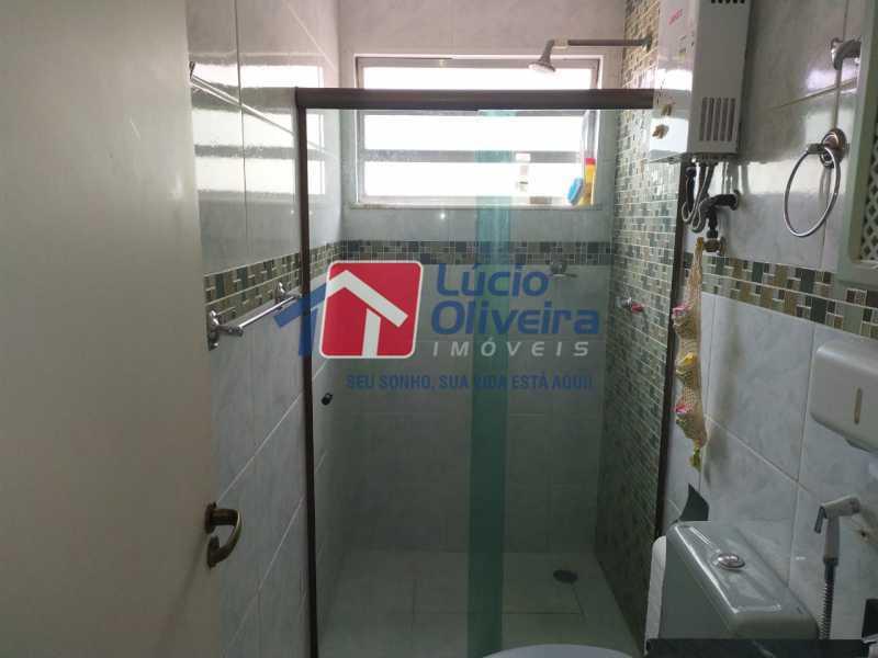 Banheiro 1 - Apartamento 2 quartos à venda Méier, Rio de Janeiro - R$ 340.000 - VPAP21586 - 5