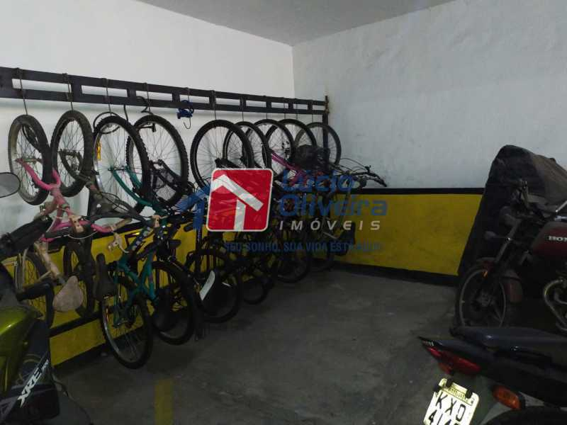 Bicicletário - Apartamento 2 quartos à venda Méier, Rio de Janeiro - R$ 340.000 - VPAP21586 - 23