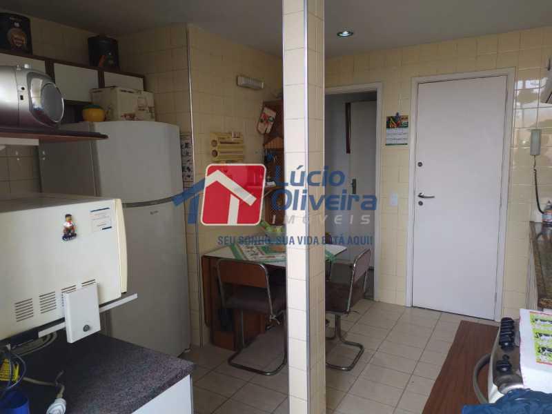 Cozinha 2 - Apartamento 2 quartos à venda Méier, Rio de Janeiro - R$ 340.000 - VPAP21586 - 14