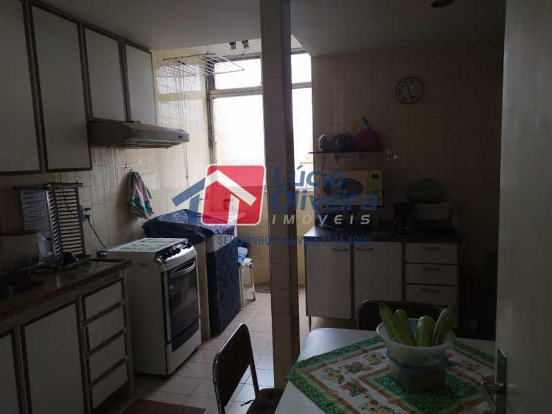 Cozinha e Área de Lavaderia - Apartamento 2 quartos à venda Méier, Rio de Janeiro - R$ 340.000 - VPAP21586 - 16