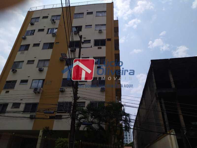 Edifício - Apartamento 2 quartos à venda Méier, Rio de Janeiro - R$ 340.000 - VPAP21586 - 20