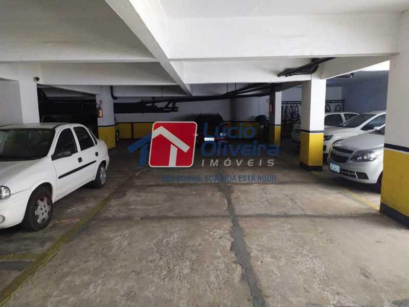 Garagem 1 - Apartamento 2 quartos à venda Méier, Rio de Janeiro - R$ 340.000 - VPAP21586 - 24