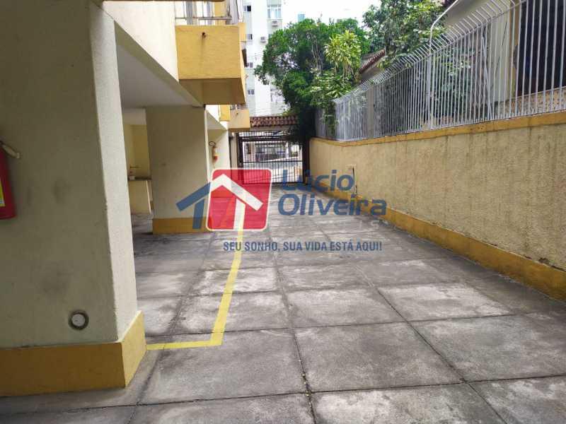 Garagem 2 - Apartamento 2 quartos à venda Méier, Rio de Janeiro - R$ 340.000 - VPAP21586 - 25