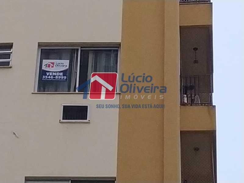 Placa - Apartamento 2 quartos à venda Méier, Rio de Janeiro - R$ 340.000 - VPAP21586 - 21