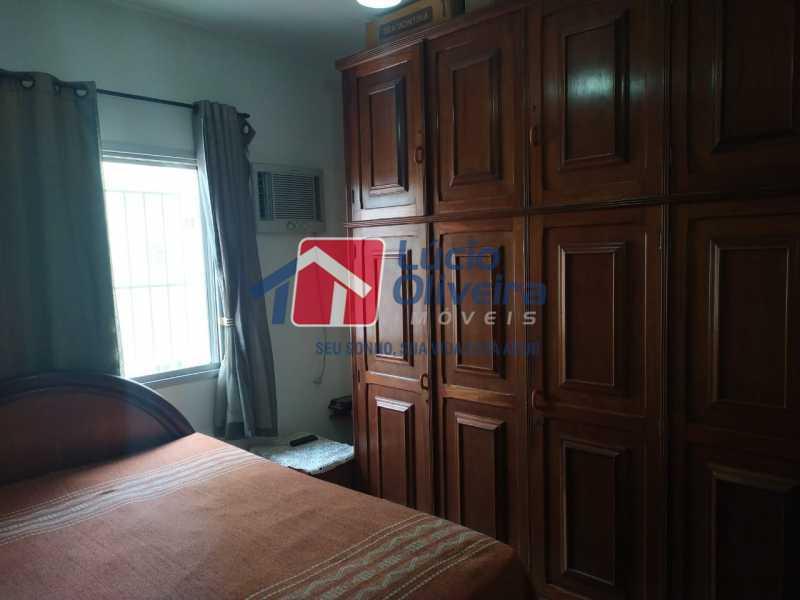 Quarto 1. - Apartamento 2 quartos à venda Méier, Rio de Janeiro - R$ 340.000 - VPAP21586 - 8