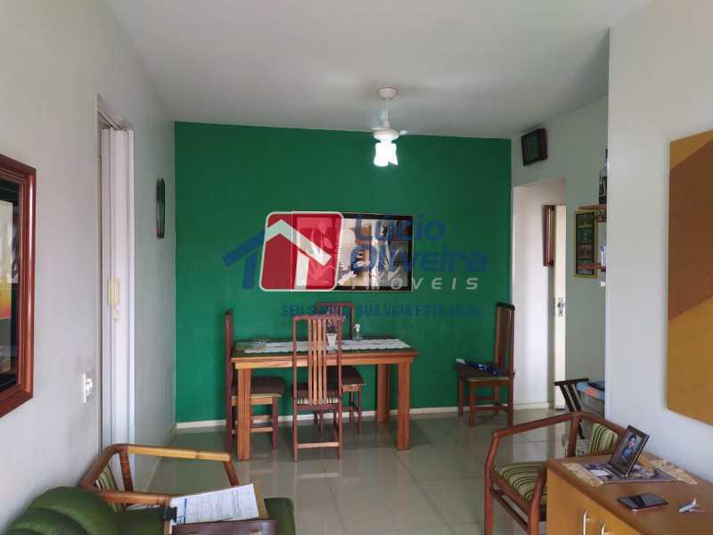 Sala 2 - Apartamento 2 quartos à venda Méier, Rio de Janeiro - R$ 340.000 - VPAP21586 - 1