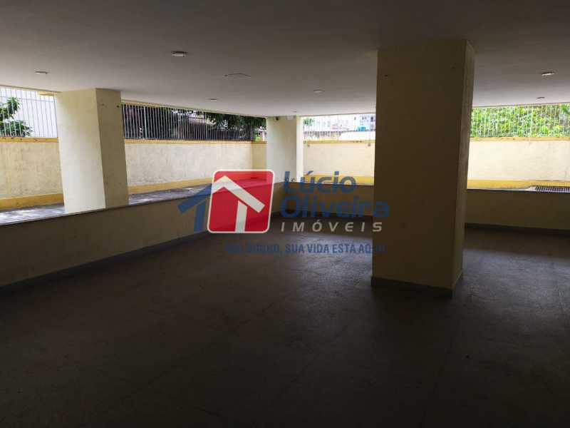 Salão de Festas 3 - Apartamento 2 quartos à venda Méier, Rio de Janeiro - R$ 340.000 - VPAP21586 - 27