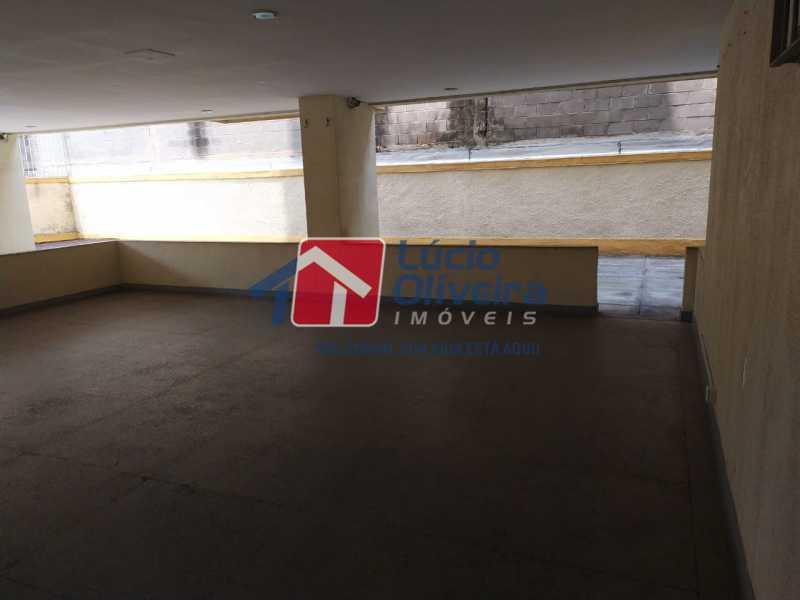 Salão de Festas - Apartamento 2 quartos à venda Méier, Rio de Janeiro - R$ 340.000 - VPAP21586 - 28