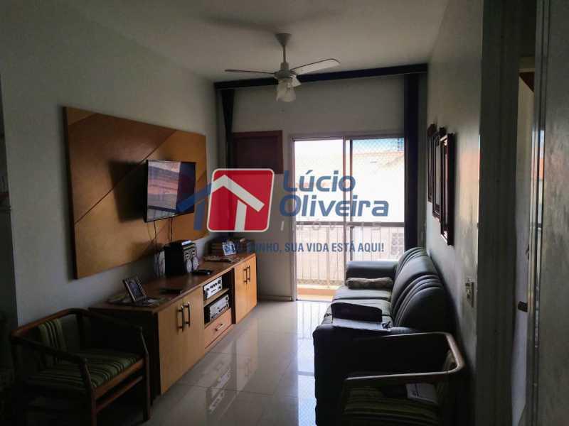 Sala..... - Apartamento 2 quartos à venda Méier, Rio de Janeiro - R$ 340.000 - VPAP21586 - 4