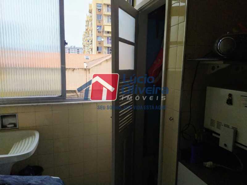 Banheiro de Empregada. - Apartamento 2 quartos à venda Méier, Rio de Janeiro - R$ 340.000 - VPAP21586 - 17