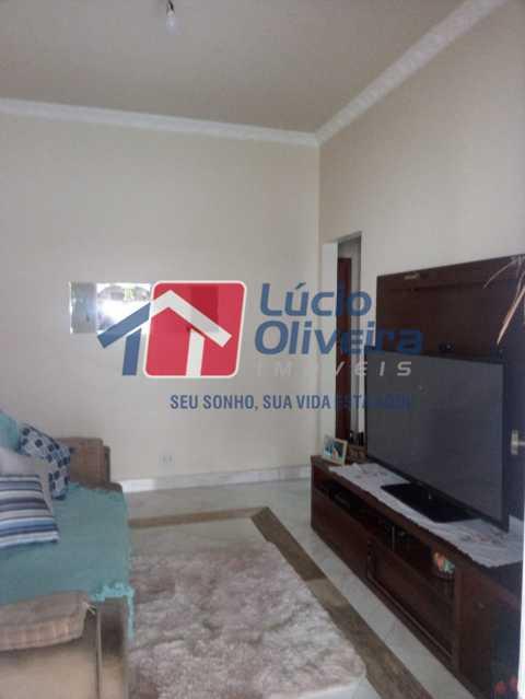 1-Sala.. - Casa de Vila à venda Rua João Barbalho,Quintino Bocaiúva, Rio de Janeiro - R$ 390.000 - VPCV20065 - 3