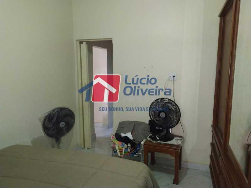 5-Quarto 1. - Casa de Vila à venda Rua João Barbalho,Quintino Bocaiúva, Rio de Janeiro - R$ 390.000 - VPCV20065 - 7