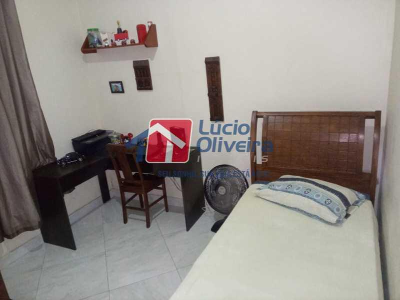 6-Quarto 2 - Casa de Vila à venda Rua João Barbalho,Quintino Bocaiúva, Rio de Janeiro - R$ 390.000 - VPCV20065 - 8