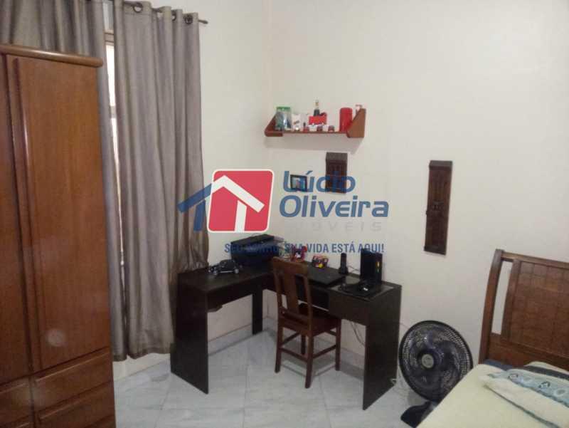 7-Quarto 2.. - Casa de Vila à venda Rua João Barbalho,Quintino Bocaiúva, Rio de Janeiro - R$ 390.000 - VPCV20065 - 9